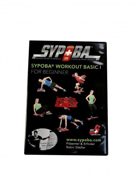 SYPOBA Workout Basic I DVD, Prix net