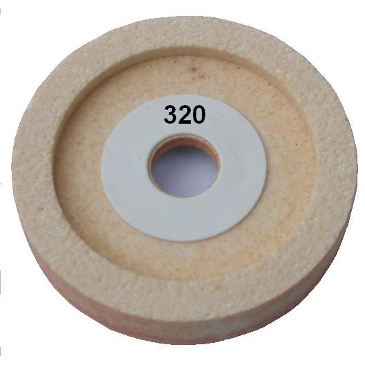 Disque d'aiguisage, granulation standard 320 Pri net
