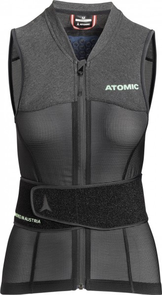 ATOMIC Live Shield AMID Veste dames protectrice dorsale