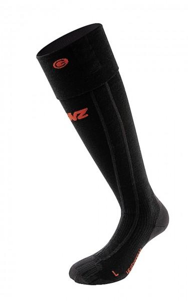 LENZ Heat Sock 6.0 toe cap unisexe, mérinos compression