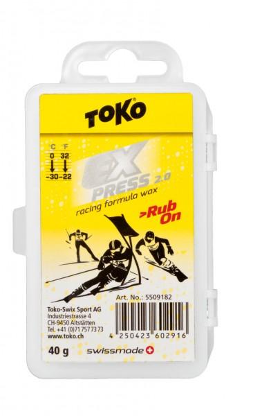 TOKO HF Express Racing