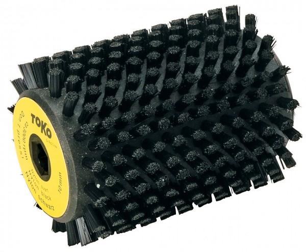 TOKO Rotorbürste Nylon 10 mm, schwarz, weich
