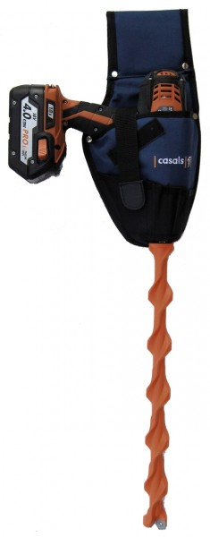 Halterung für Bohrmaschine mit schwarzem Gürtel, Nettopreis