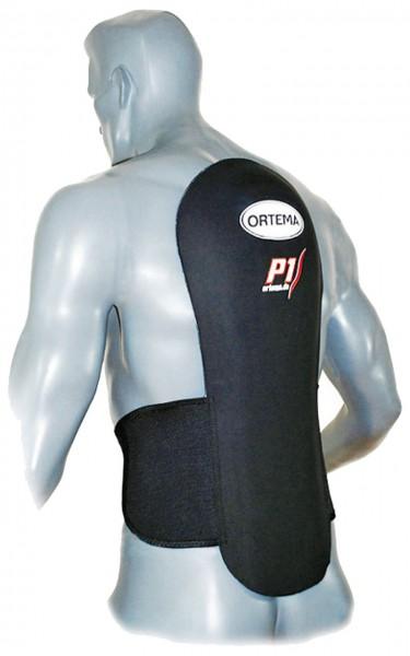 ORTEMA Protection dorsale P1 RACE-3D, prix net