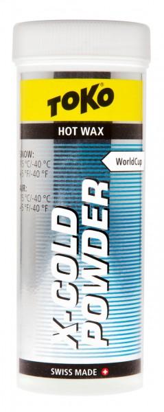 TOKO X-Cold Powder, -15°C bis -40°C , Fr. 22.00 statt Fr. 40.00