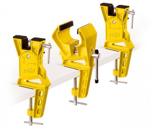 TOKO Dispositif de serrage professionnel, en 3 pièces