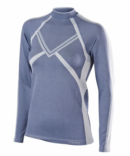 FALKE Langarm-Shirt Damen MAXIMUM WARM