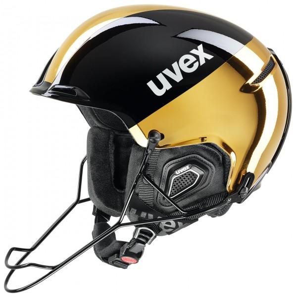 UVEX JAKK+ SL, schwarz, gold chrome Fr. 299.90 statt Fr. 469.00