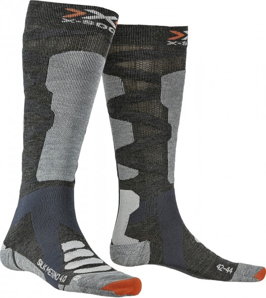 X-SOCKS Ski-Silk-Merino 4.0