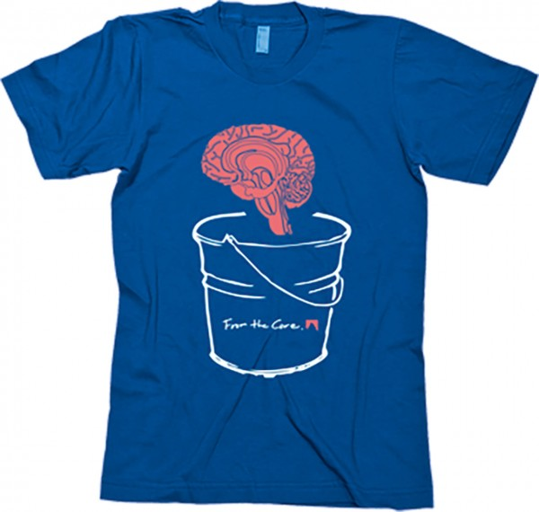 SHRED T-Shirt Brain Bucket, Fr. 12.90 au lieu de Fr. 44.90