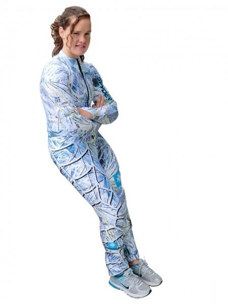SPYDER Comp GS Suit Performance, gepolstert